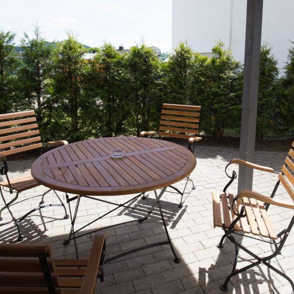 Ferienwohnungen Willingen-Wohnung1-Terrasse