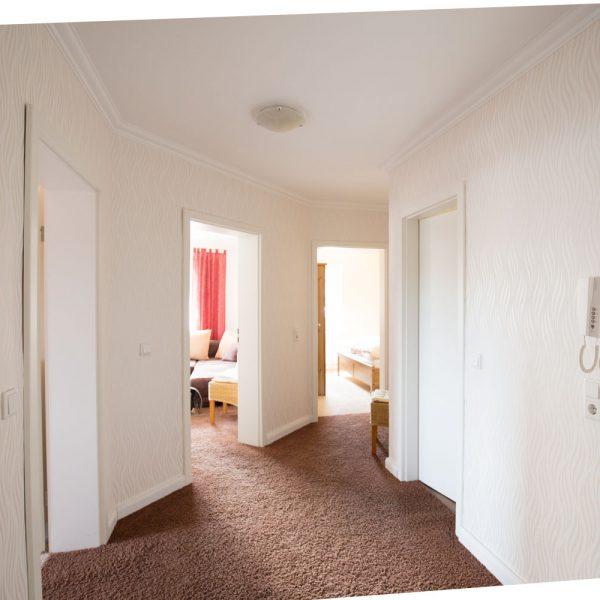 Ferienwohnungen Willingen-Wohnung3-Flur